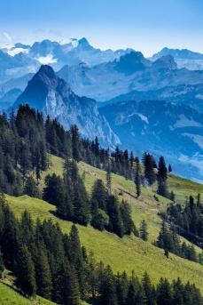 Mount Rigi, Switzerland