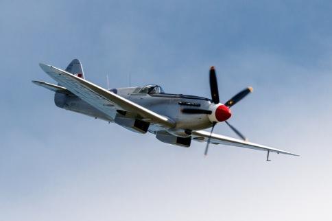 Spitfire, Duxford