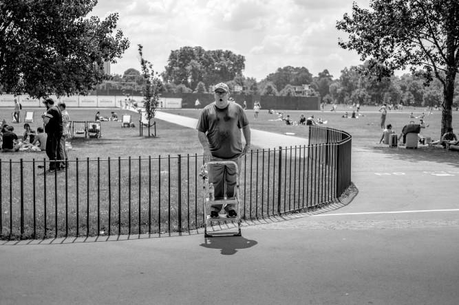 Speakers' Corner, London