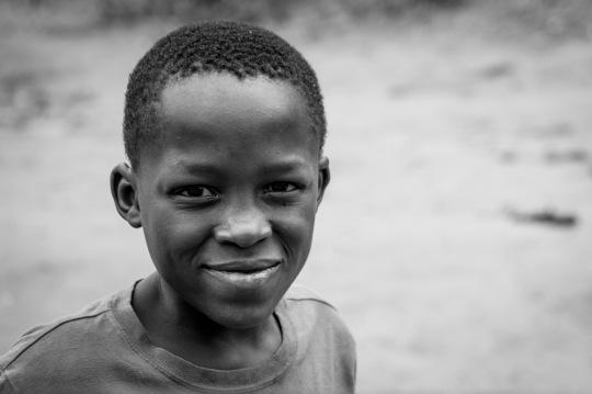 Boy, Serengeti, Tanzania