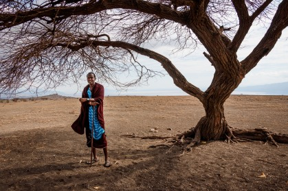 Sammy, Lake Natron, Tanzania